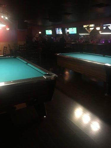 2 Billiard Tables